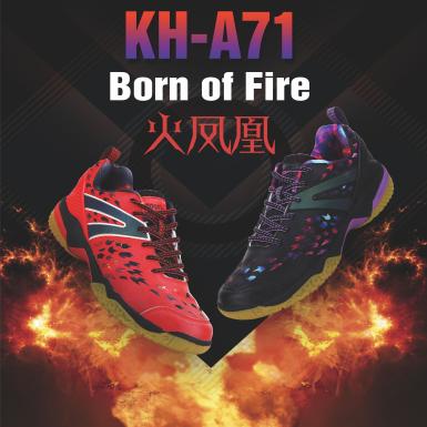 Кроссовки для бадминтона KH-A71