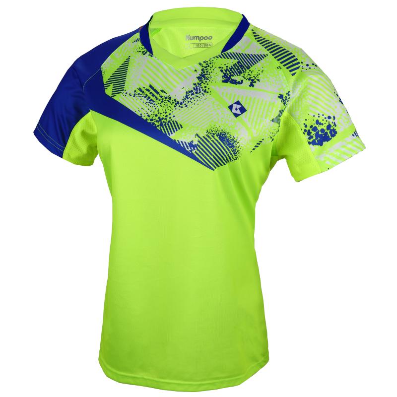 Футболка женская KW-8203(зеленый)