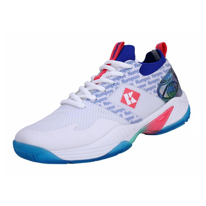 Кроссовки для бадминтона KHR-D83 (Белый)