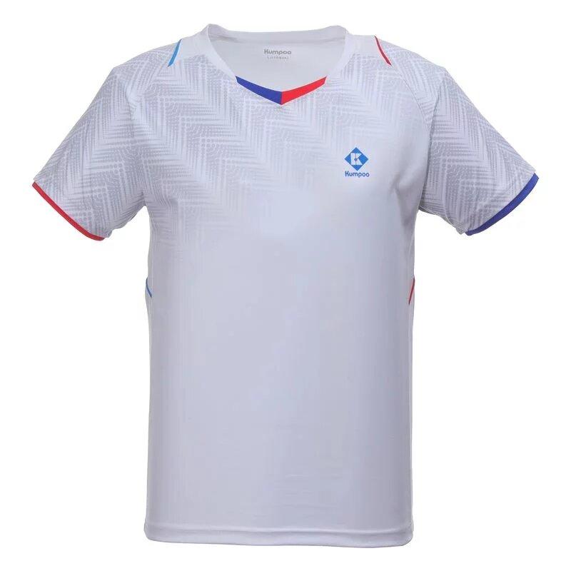 Футболка мужская KW-0105 (Белый)