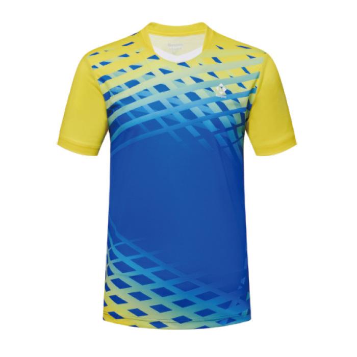 Футболка мужская KW-1105 (Желтый)