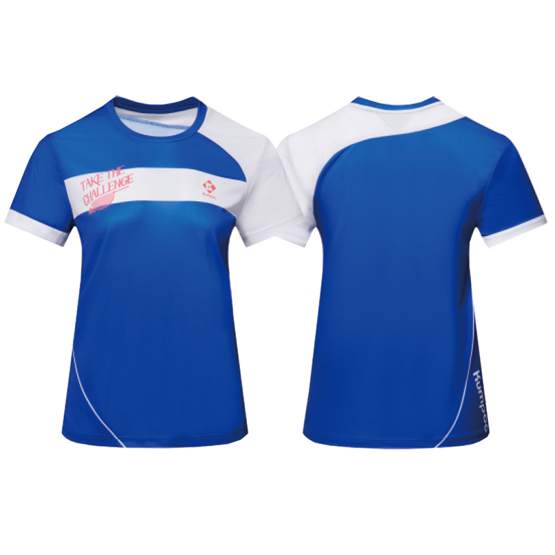 Футболка женская KW-1201 (Синий)