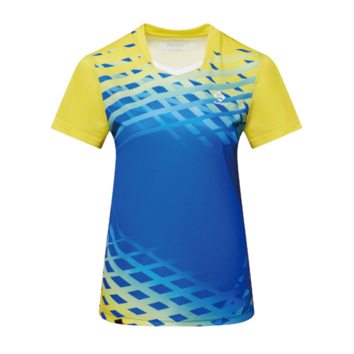 Футболка женская KW-1205 (Желтый)
